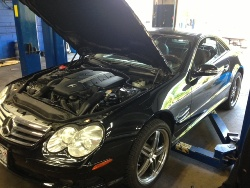 Mercedes Repair Columbia MD